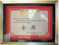 中国国际美食节特色宴席金奖