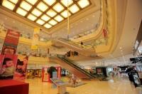 烟台世界广场振华国际商厦装饰工程