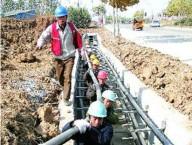 龙口胜利油田潜海基地高压线路改造工程